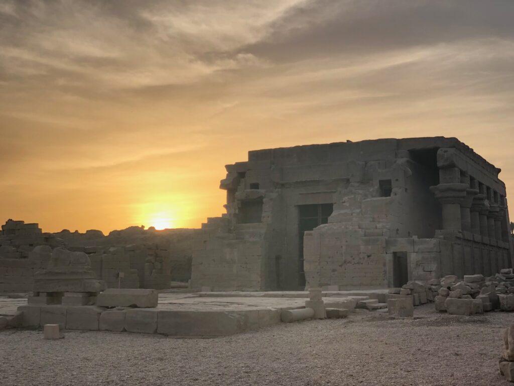 Hathor Temple at Dendera