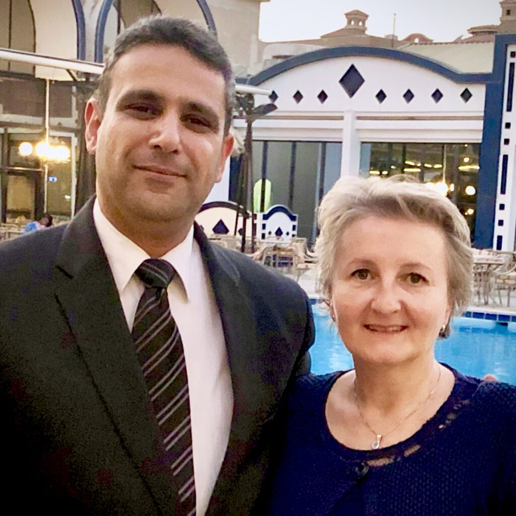 Heart and Soul of Egypt Akram and Cristina