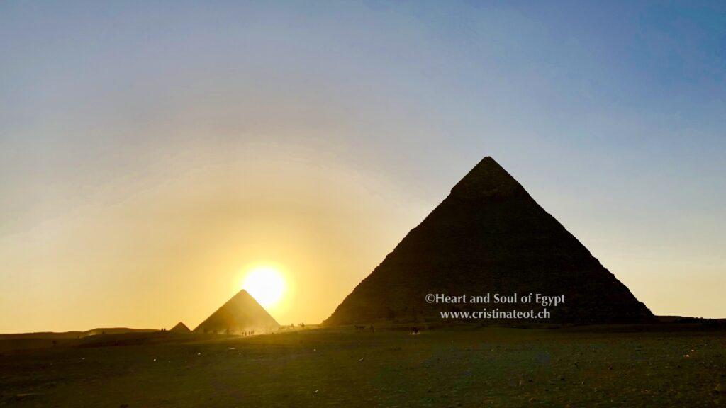 Heart and Soul of Egypt Cristina Teot