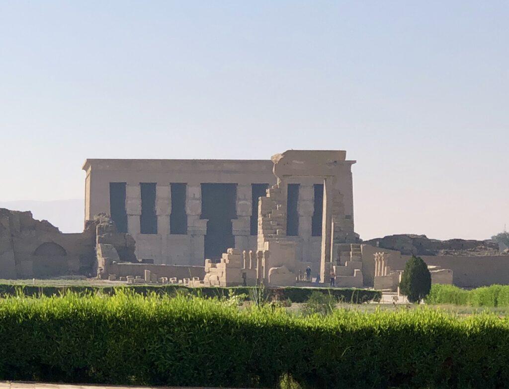 Hathor Tempel Dendera