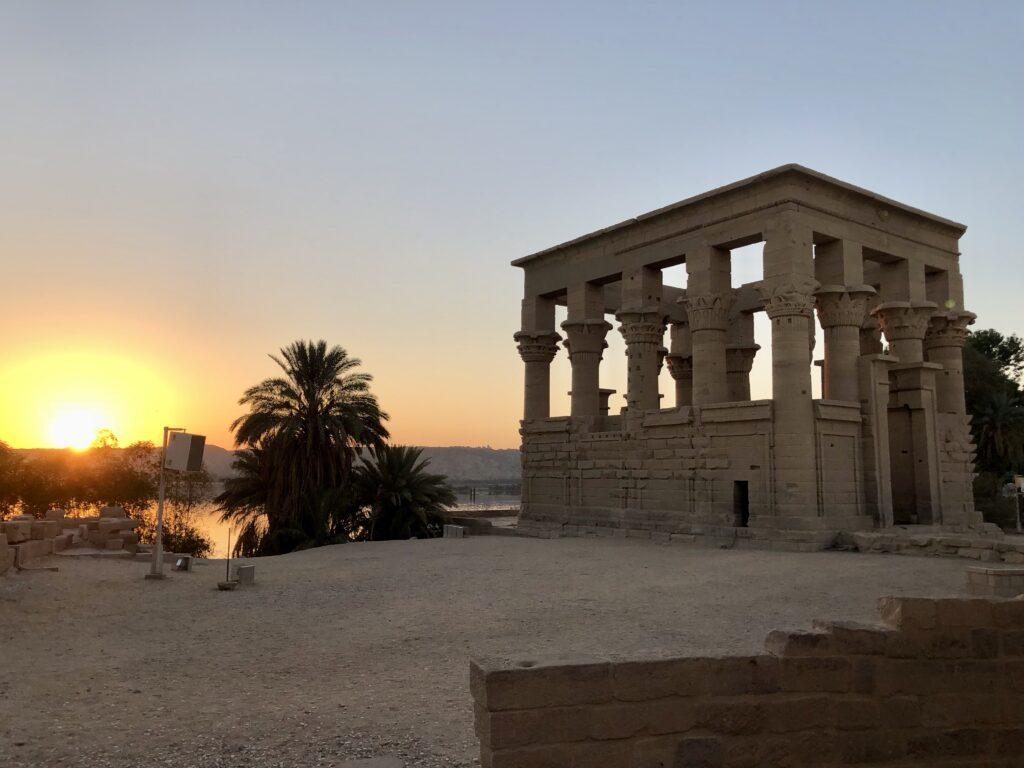 Isis Temple Philae