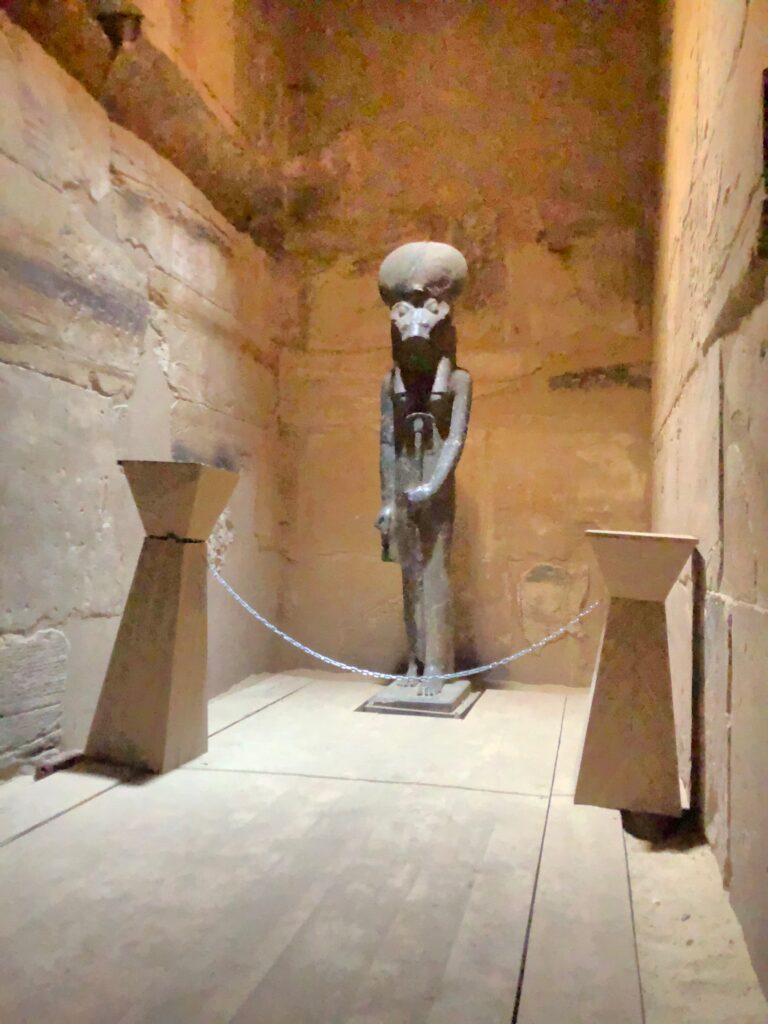 Godess Sekhmet Karnak