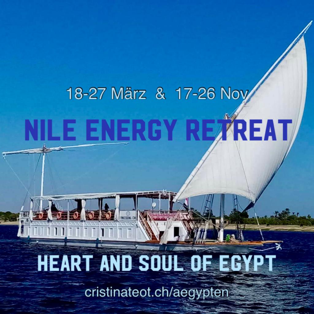 Nile Energy Retreats Dahabeya Princess Donia