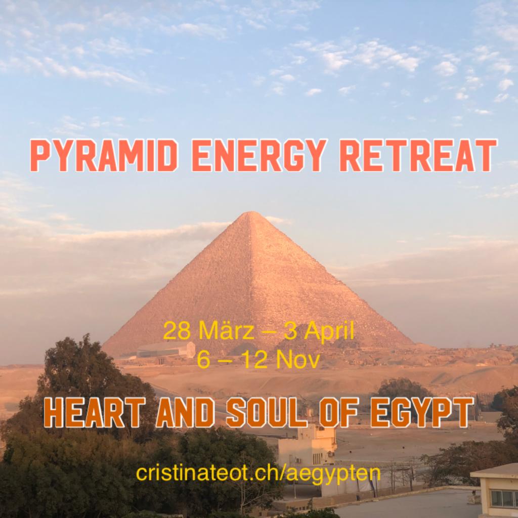 Pyramid Energy Retreat Pyramid of Giza